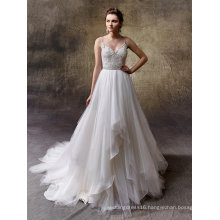 Hot Sale Ball Prom Evening Bridal Gown Wedding Dress