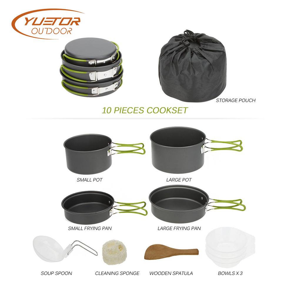 Picnic Cookware Teapot