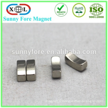 powerful motor magnet irregular shape magnet disc