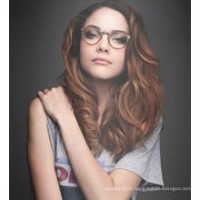 2017 MEILLEUR VENDEUR Lady acétate optique glasse & lunettes