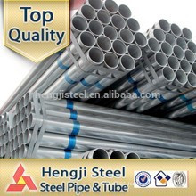 GI Pipes Hot galvanized