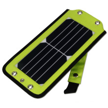 Full Certified New Process Foldable High Quality 5.5W Solar Panel Charger