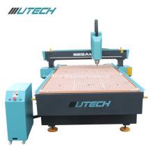 Máquina enrutadora cnc para muebles aluminio PVC MDF