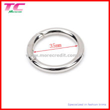 Metal Spring Gate Ring for Handbag