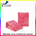 2016 Latest Design 4c Printing Wholesale Paper Brown Bag