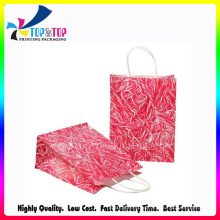 Shenzhen High Quality Custom Handmade Advertising Paper Bag