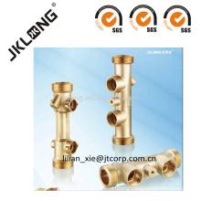 forged brass manifold heat meter bottom part