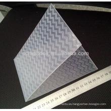 """5 x 7"""" scrapbook carpeta para hacer tarjeta de grabación en relieve"""