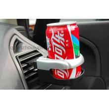 Suporte de copo quente do frasco do cinzeiro da tomada de ar do carro da venda do OEM