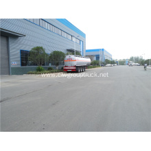 3 Axle 40000 Liters Oil Tanker Semi Trailer