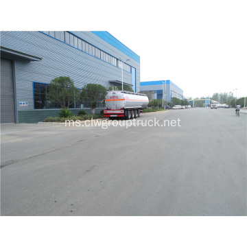 3 Celer 400 Liters Oil Tanker Semi Trailer