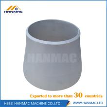 Réducteur en aluminium d'alliage 1060 de 6 pouces