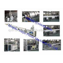 Máquina de plástico máquina de extrusão de tubo PEAD
