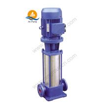 Pompe centrifugée centrifuge verticale en acier inoxydable