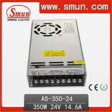 350W 24VDC 14.5A Switching Power Supply SMPS para luz LED