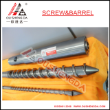 PET plastic injection molding machine nitriding screw barrel