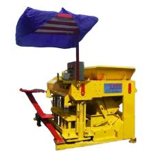 Automatic QMJ-6A Egg Layer Concrete Mobile Block Machine