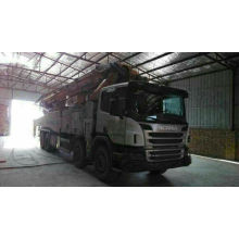 Secondhand Sany Concrete Pump Truck (SY5383THB-54)