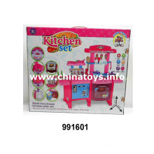 Plastic Toy Baby Fruit Shop Combination Kitchen Toy (991601)