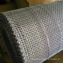 Galvanized Crimped Wire Mesh (Hot Dipped Galvanized Steel Wire)