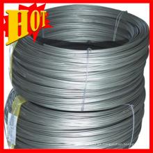 Cable de titanio puro ASTM B863 Gr9 en existencia