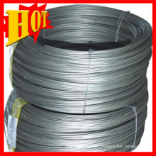 ASTM B863 Gr9 Pure Titanium Wire in Stock