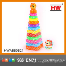 Classic Indoor Sports plastic toy ring for children