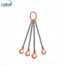 G80 Four Legs Lifting Chain Slings with Hook