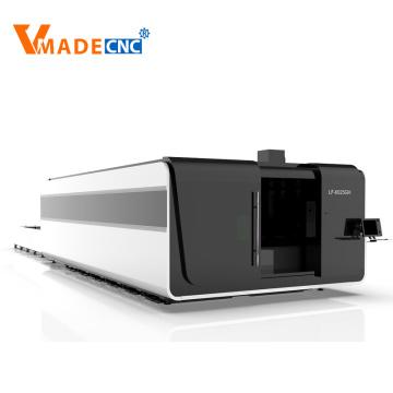 Станок для лазерной резки с оптоволоконным кабелем мощностью 8 кВт