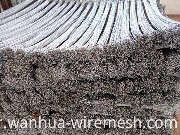 Galvanized steel cotton bales ties wire (1)