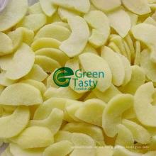 IQF Frozen Apple Slices en alta calidad