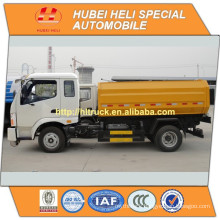 FOTON FORLAND 4x2 6M3 garbage collecting truck 130hp cheap price hot sale