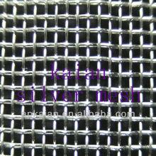 Hebei anping KAIAN 20mesh .9999 tela de malla de plata