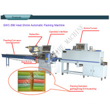 Garbage Bags Heat Shrink Wrapping Machine