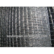 0.64mm galvanized square mesh