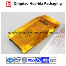 Color Printing Plastic Aluminum Foil Tea Packaging Bags