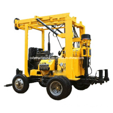 Wheel Type Core Drilling Rig (YZJ-300YY)