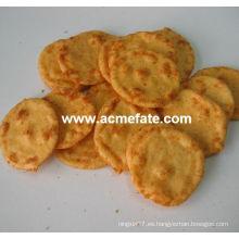 Chips Snacks Frito de arroz Cracker Oishi Snacks