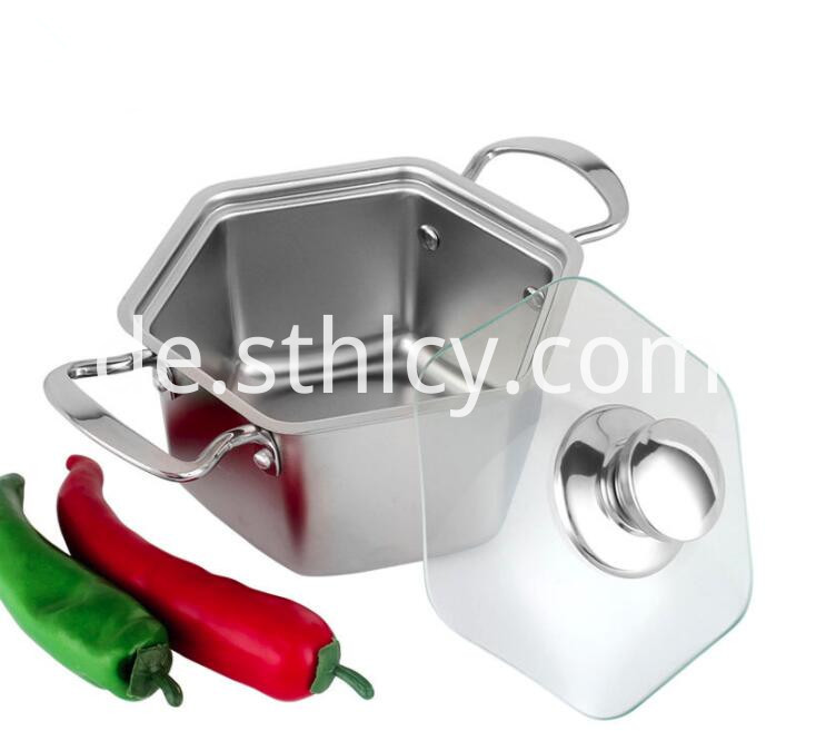 Stainless Steel Pots Quality