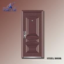 Простые железные двери-Жл-S113A