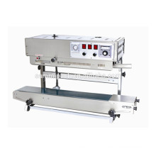 High efficient Excellent plastic bags sealing machine date printing machine