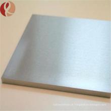 Placa de molibdênio de alta qualidade