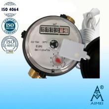 Пластиковый измеритель расхода воды с дистанционным управлением Single Jet Dry Dial