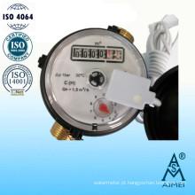 Único jato seco Dial remoto-leitura plástica hidrômetro