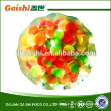 colorful fried shrimp prawn crackers snack