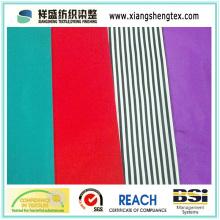Rayon de soie teintée au fil satiné (100% soie)