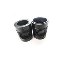 Hart eloxierende Aluminium CNC Drehteile