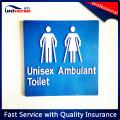 Signalisation Braille ABS haute qualité pour toilette