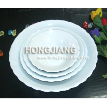 "5-10"" Salad Bowl (White)"