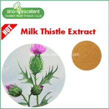 Best Quality for Green Tea Extract natural Milk Thistle Extract powder supply to South Africa Manufacturers